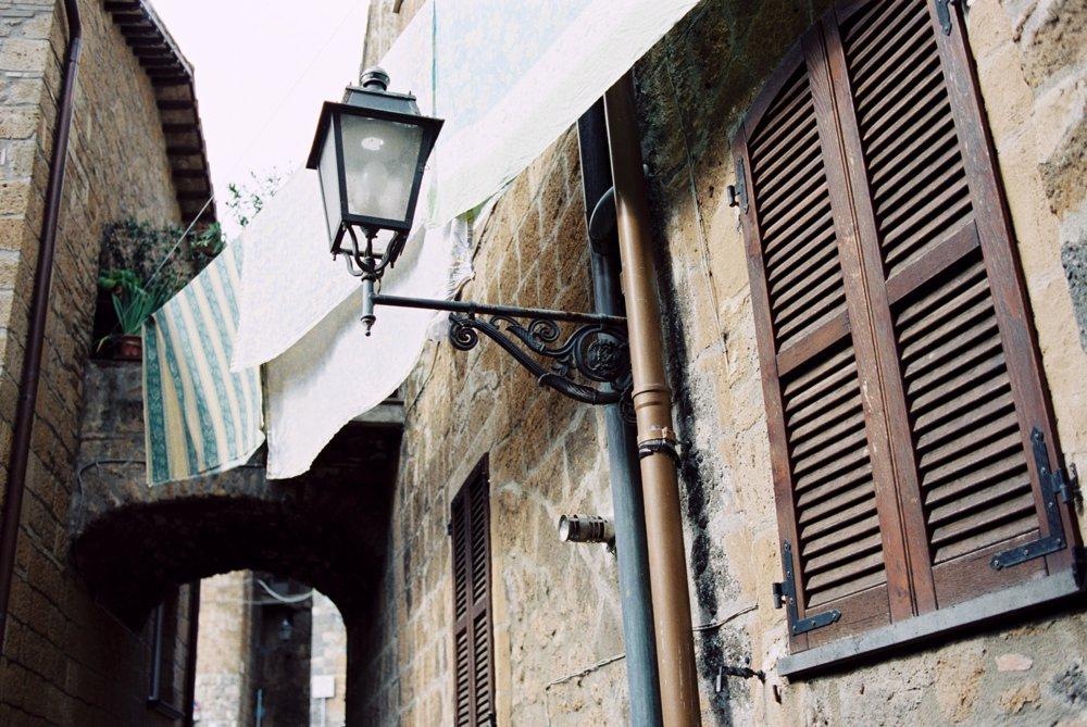 Orvieto-Umbria-Italy-Laundry-Line